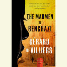 The Madmen of Benghazi Cover