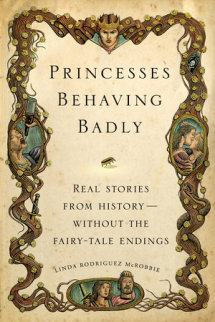 Princesses Behaving Badly Cover