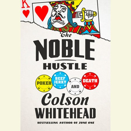 The Noble Hustle book cover
