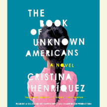 The Book of Unknown Americans Cover