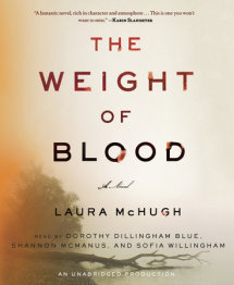 The Weight of Blood Cover