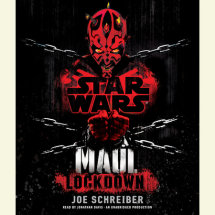Lockdown: Star Wars (Maul) Cover