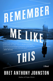 Remember Me Like This Cover
