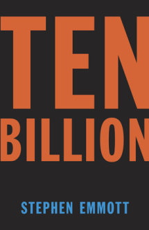 Ten Billion Cover