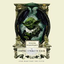 William Shakespeare's The Empire Striketh Back Cover