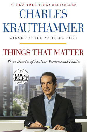 Things That Matter by