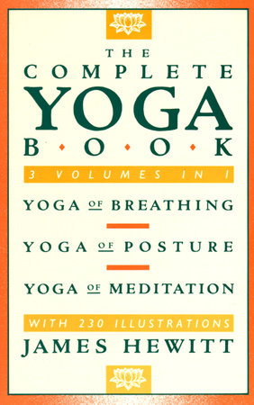 COMPLETE YOGA BOOK