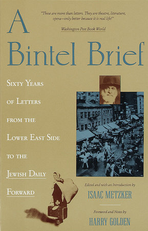 A Bintel Brief by