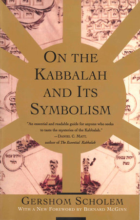 On the Kabbalah and its Symbolism by