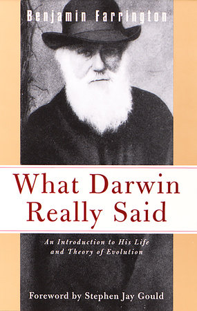 What Darwin Really Said by