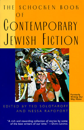 The Schocken Book of Contemporary Jewish Fiction by
