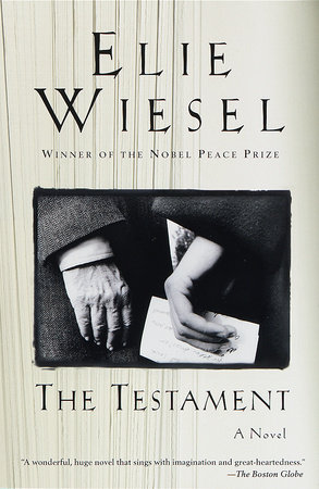 The Testament by Elie Wiesel