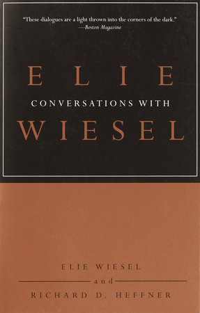 Conversations with Elie Wiesel by