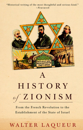A History of Zionism by