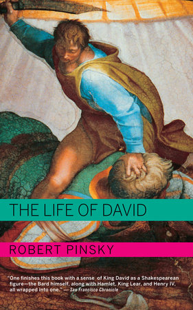 The Life of David by Robert Pinsky