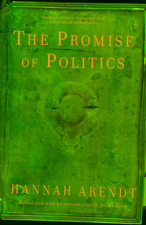 The Promise of Politics by
