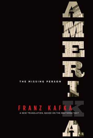 Amerika: The Missing Person by