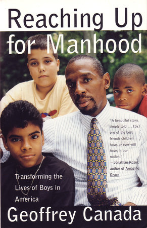 Reaching Up for Manhood by