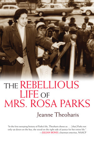 Rebellious Life of Mrs. Rosa Parks cover