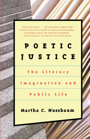 Poetic Justice by Martha Nussbaum