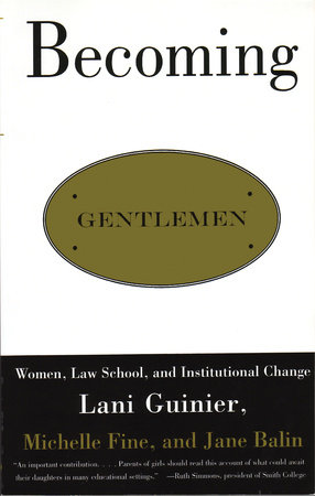 Becoming Gentlemen by