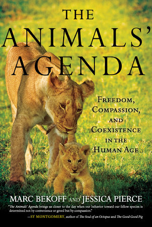 Cover of The Animals' Agenda