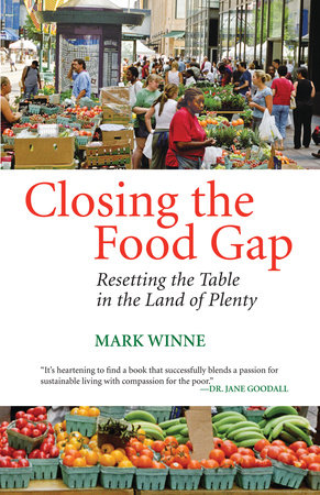 Closing the Food Gap by