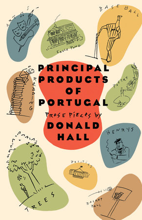 Principal Products of Portugal by