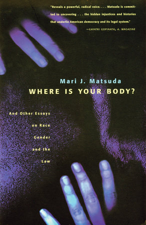 Where Is Your Body? by