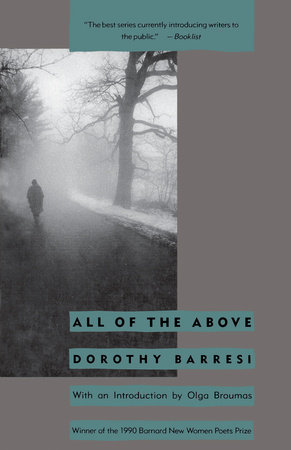 All of the Above by Dorothy Barresi and Leonard E. Barrett, Sr.