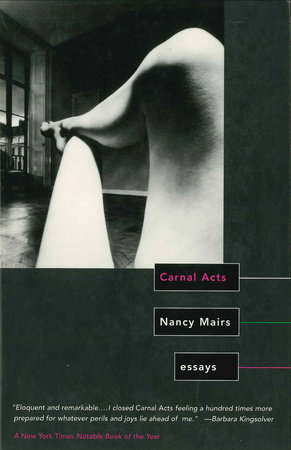 Carnal Acts by Nancy Mairs