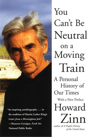 You Can't Be Neutral on a Moving Train by