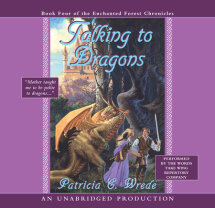 Talking to Dragons Cover