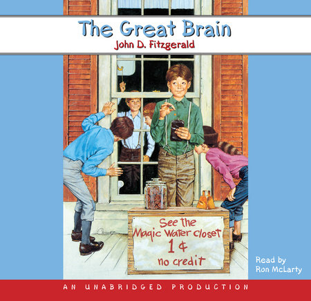 The Great Brain by John Fitzgerald