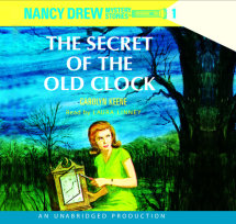 Nancy Drew #1: The Secret of the Old Clock Cover