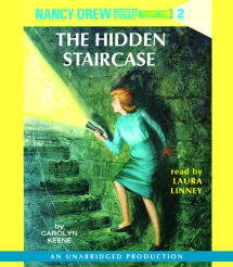 Nancy Drew #2: The Hidden Staircase Cover