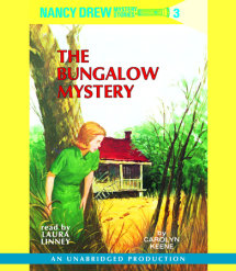 Nancy Drew #3: The Bungalow Mystery Cover