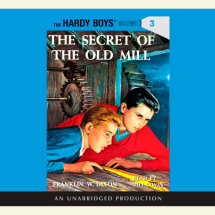 The Hardy Boys #3: The Secret of the Old Mill Cover