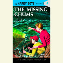 The Hardy Boys #4: The Missing Chums Cover