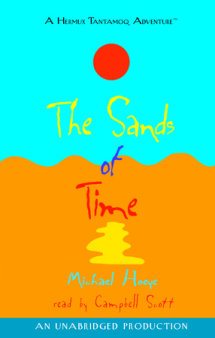 The Sands of Time: A Hermux Tantamoq Adventure Cover