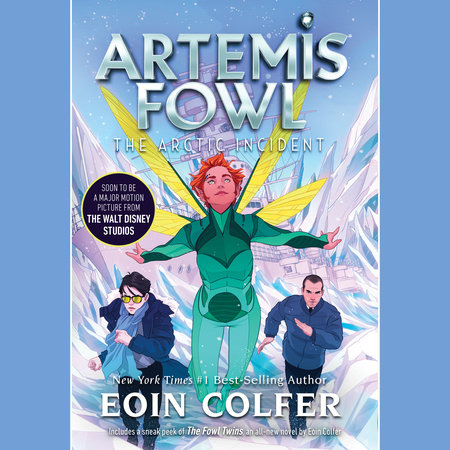 Artemis Fowl 2: The Arctic Incident by