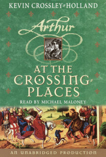 At the Crossing Places Cover