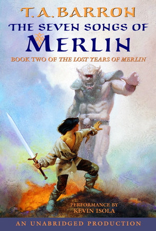 The Seven Songs of Merlin by