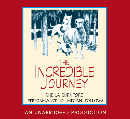 The Incredible Journey cover