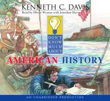 Don't Know Much About American History Cover