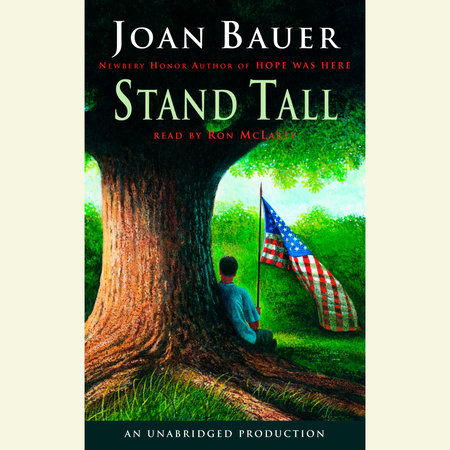 Stand Tall by Joan Bauer