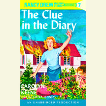 Nancy Drew #7: The Clue in the Diary Cover