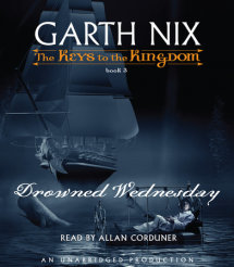 The Keys to the Kingdom #3: Drowned Wednesday Cover
