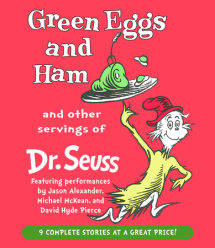 Green Eggs and Ham and Other Servings of Dr. Seuss Cover