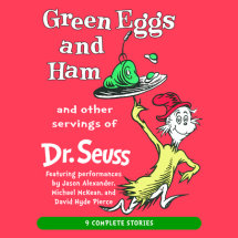 Green Eggs and Ham and Other Dr. Seuss Favorites Cover